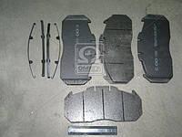 Колодка торм. диск. (компл. на ось) man f2000,tga, rvi magnum,premium, ror lm/tm elsa2 (производство C.E.I. ), код запчасти: 584021