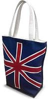 """Женская сумка """"Britannic flag"""" К 205"""
