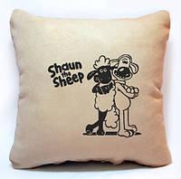 "Детская подушка № 02 ""Shaun the sheep"""