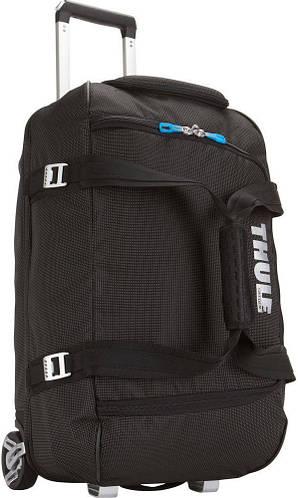 Надежная и вместительная сумка на колесах 56 л. Thule Crossover (TCRD-1) 3201092 черный