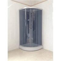 Гидромассажный( душевой) бокс Vivia VA-83 с электронной панелью управления и мелким поддоном, 90х90х215(15)