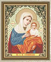 Схема для вышивки бисером VIA4243 Урюпинская Икона Божий Матери
