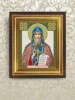 Схема для вышивки бисером VIA4042 Святой Равноапостольный Кирилл