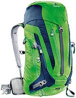 Мужской качественный туристический рюкзак DEUTER ACT Trail 30, 3440315 2304 зеленый