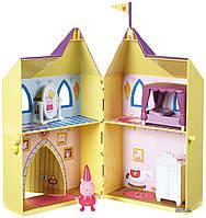 Игровой набор Peppa - Замок Пеппы (замок с мебелью, 2 фигурки)