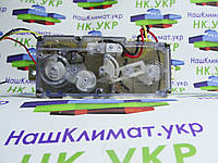 Часы, таймер (двойной, 3 провода) для стиральных машин Elenberg/Orion/Daewoo/Saturn