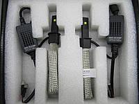 Светодиодные автомобильные лампы Н1 пятого поколения G5  - с пассивным радиатором.