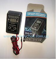 Терморегулятор інкубатора цифровий