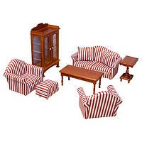 Мебель для домика Melissa & Doug - Гостиная комната