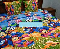 Постельное белье для детей ''Микки Маус'',''Минни Маус''
