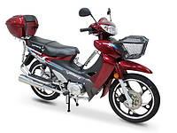 Мопед Viper Aktiv 110 cc (С документами) Черный,красный,синий