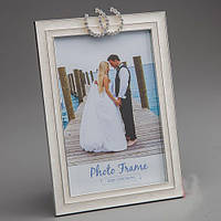 """Рамки для фотографий """"2 Сердца"""" (3 вида: кольца, подковы, сердца) подарок на свадьбу"""