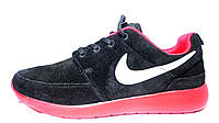 Распродажа Мужские кроссовки Nike Roshe Run Black