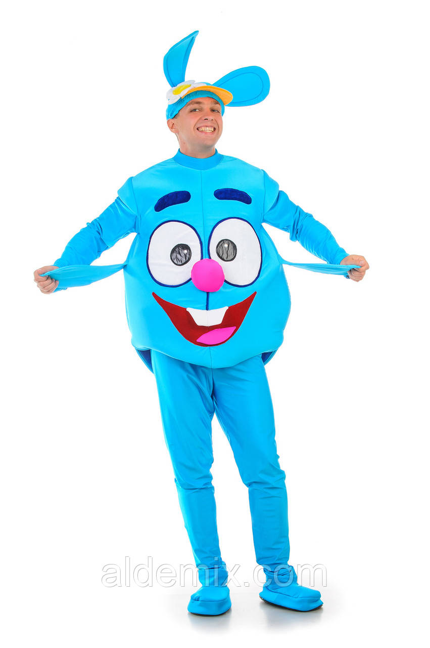 Как сделать костюмы смешариков своими руками