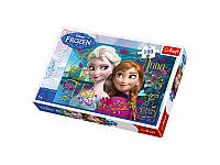 "Пазлы Frozen ""Анна и Эльза"" Trefl 16255, 100 деталей"