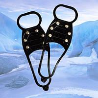 Ледоходы ледоступы накладки на обувь 6 шипов