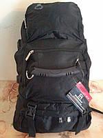 Рюкзак походный 35 л черный Elenfancy