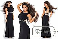 Длинное вечернее платье ск1211, фото 1
