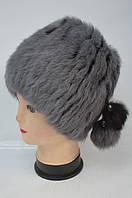 Меховая шапка - кубанка женская Модель 31