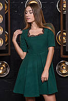 Теплое зимние платье из кашемира