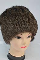 Модная меховая шапка - кубанка  Модель 47