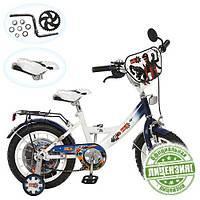 Велосипед Генератор Рекс 18 дюймов Generator Rex детский двухколесный