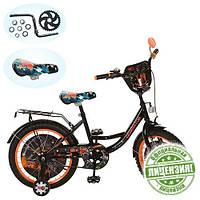 Велосипед Генератор Рекс 16 дюймов Generator Rex детский двухколесный