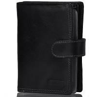 Мужской кожаный кошелек с бумажником для водителя и обложкой для паспорта COSSET (КОССЕТ) DSA65-288-704A