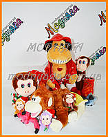 Обезьяна мягкая игрушка купить не дорого   Символ года обезьяна