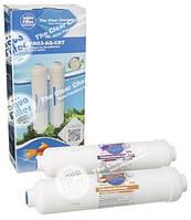 Комплект картриджей для аквариумного осмоса Aquafilter RX-AFRO3-AQ-CRT