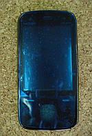 Передняя (лицевая) панель Nokia n86 со стеклом Black