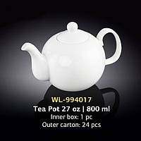 Заварочный чайник 800 мл (Вилмакс, Wilmax) WL-994017