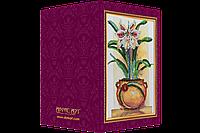 """Набор - открытка  для вышивки бисером """"Цветы в подарок-1"""""""