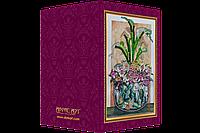 """Набор - открытка  для вышивки бисером """"Цветы в подарок-2"""""""