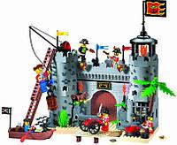 """Конструктор Brick 310 """"Пиратский замок"""""""
