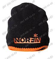 Шапка Norfin (302773) Чорная или Зеленая Мужская зимняя шапка Зимняя рыбалка Активный отдых
