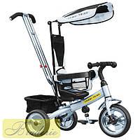Велосипед трехколесный Tilly BT-CT-0002 GREY