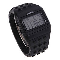 Электронные мужские часы SHHORS - 79887.05+подсветка