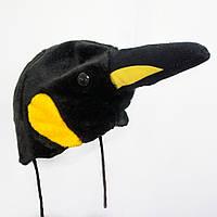 Карнавальная маска - шапка Пингвин