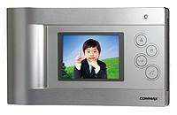 Видеодомофон COMMAX CDV-40Q SILVER