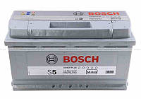 Аккумулятор Bosch S5 013 на Renault Trafic  2001->  —  Bosch - 0092S50130