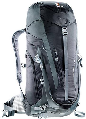 Трекинговый туристический рюкзак DEUTER ACT Trail 36 EL, 3440915 7410 черный