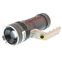 Мощный светодиодный фонарь Bailong Police BL-S910