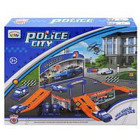 Детский паркинг Police City Р2088