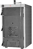 Твердотопливные чугунные котлы Calgoni Solaro 05 A/C (на дровах и угле)