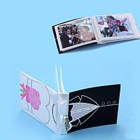 Подарки гостям на свадьбе - визитница в виде фрака/платья