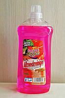 Универсальное средство для мытья настенных и напольных покрытий Passion Gold розовый 1,5 л