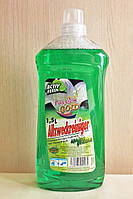Универсальное средство для мытья настенных и напольных покрытий Passion Gold зеленый 1,5 л