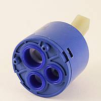 Картридж джойстик для смешивания холодной и горячей воды  диаметром 40 мм.