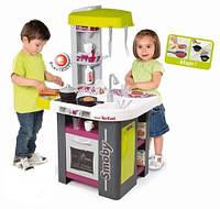 Интерактивная детская кухня с барбекю Mini Tefal Studio Smoby 311001